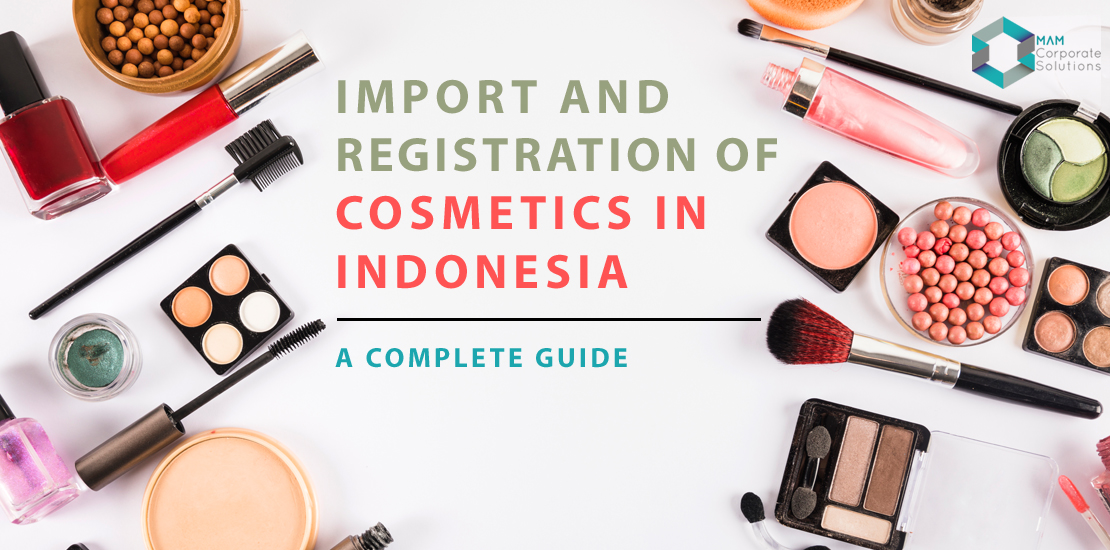 Cosmetics registration in Indonesia