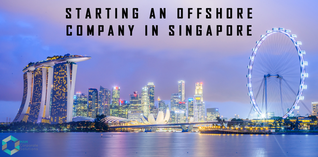 Offshore company in Singapore