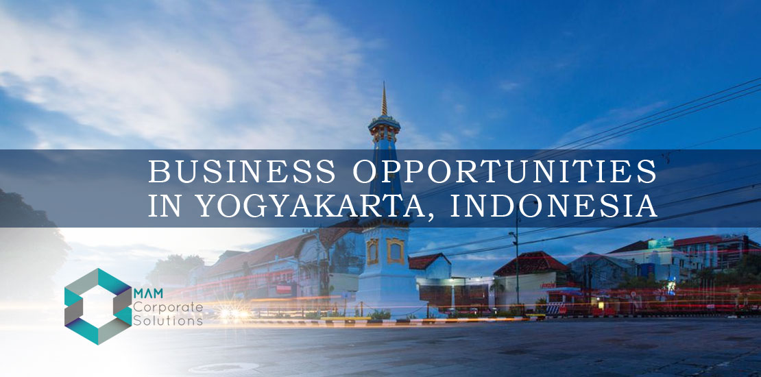 Opportunities of business in Yogyakarta