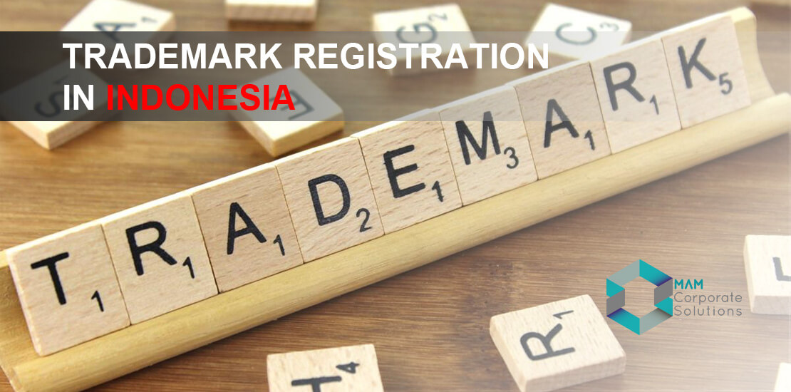 Registration of trademark in Indonesia