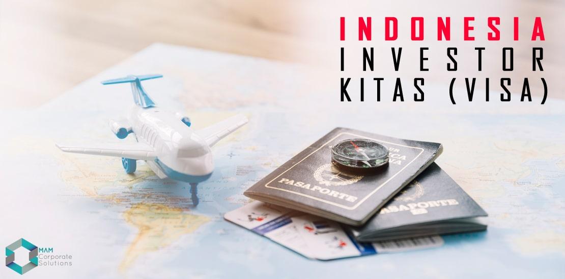 Apply Investor KITAS Indonesia