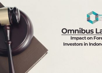 Omnbus Law & Foreign investors