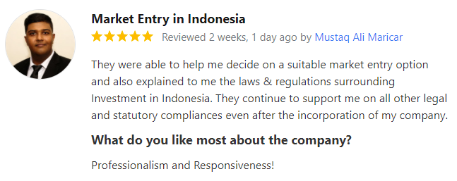 Mustaq's review of MAM Corporate Solutions
