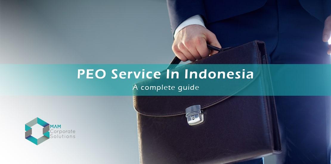 PEO service Indonesia