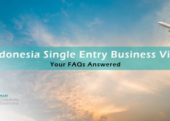 Single Entry Business Visa Indonesia | MAM Corporate Solutions